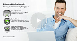 Enhanced Online Security still